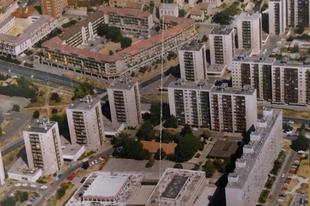 A Gordon városrész és a Vörösmarty lakótelep kialakulása, története