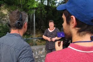 Interjú Kupcsik Saroltával, a miskolci turisztikai szervezet idegenvezetőjével
