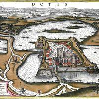 Egy levél Tata várának 1558-as elestéről.