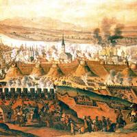 Az egész keresztény Európa Buda falai alatt