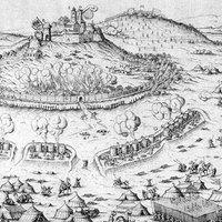 Eger ostroma 1596-ban
