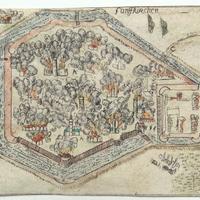 Az első dél-dunántúli végvidék létrejötte és összeomlása 1541-1546