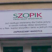 Vicces feliratok Lengyelországból 7.