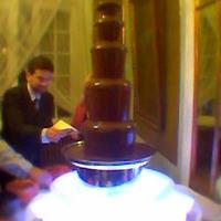 Újfent folyik a csoki :P