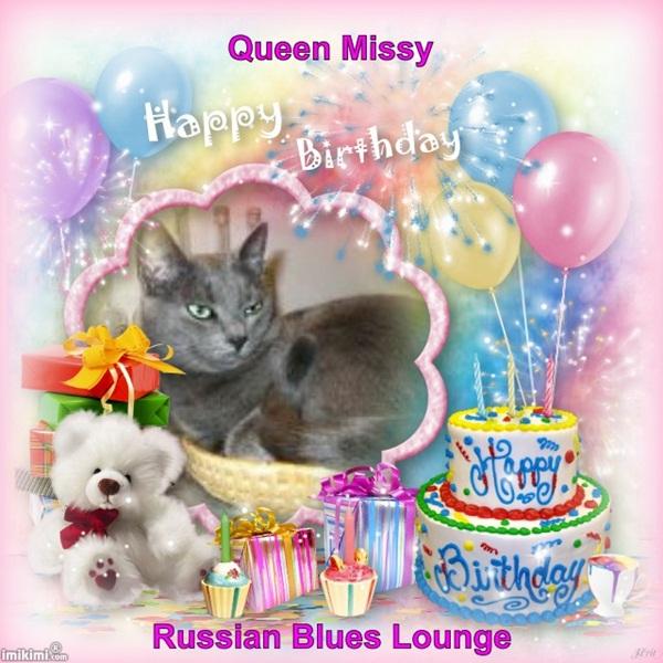 Missy's birthday card