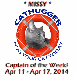 Captain of the Week on Cathugger