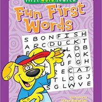 _TOP_ First Word Search: Fun First Words. Black cuenta leading resort Limit Knows Designs