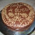 Zsófi szülinapi tortája