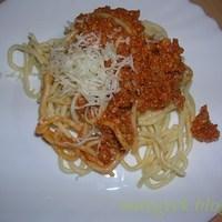 Paradicsomos spagettiszósz