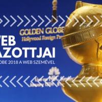 Golden Globe 2018 - A web díjazottjai