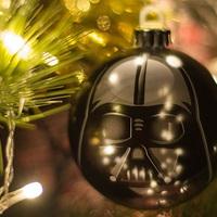 Karácsonyfa-díszítés Star Wars módra