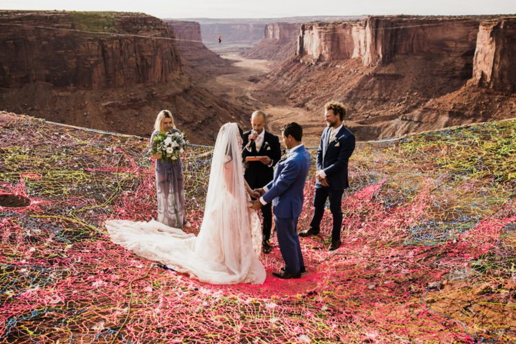 A legfurcsább esküvői helyszínek