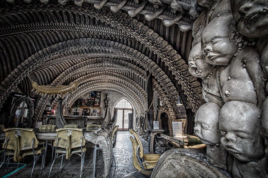 A világ legbizarrabb éttermei!