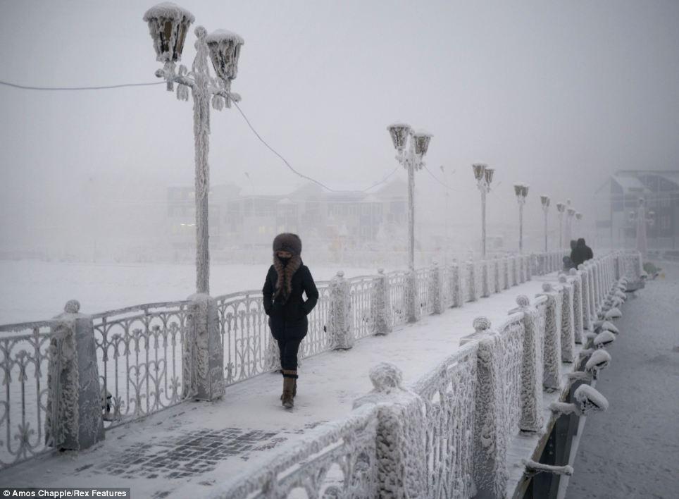 A világ leghidegebb városai
