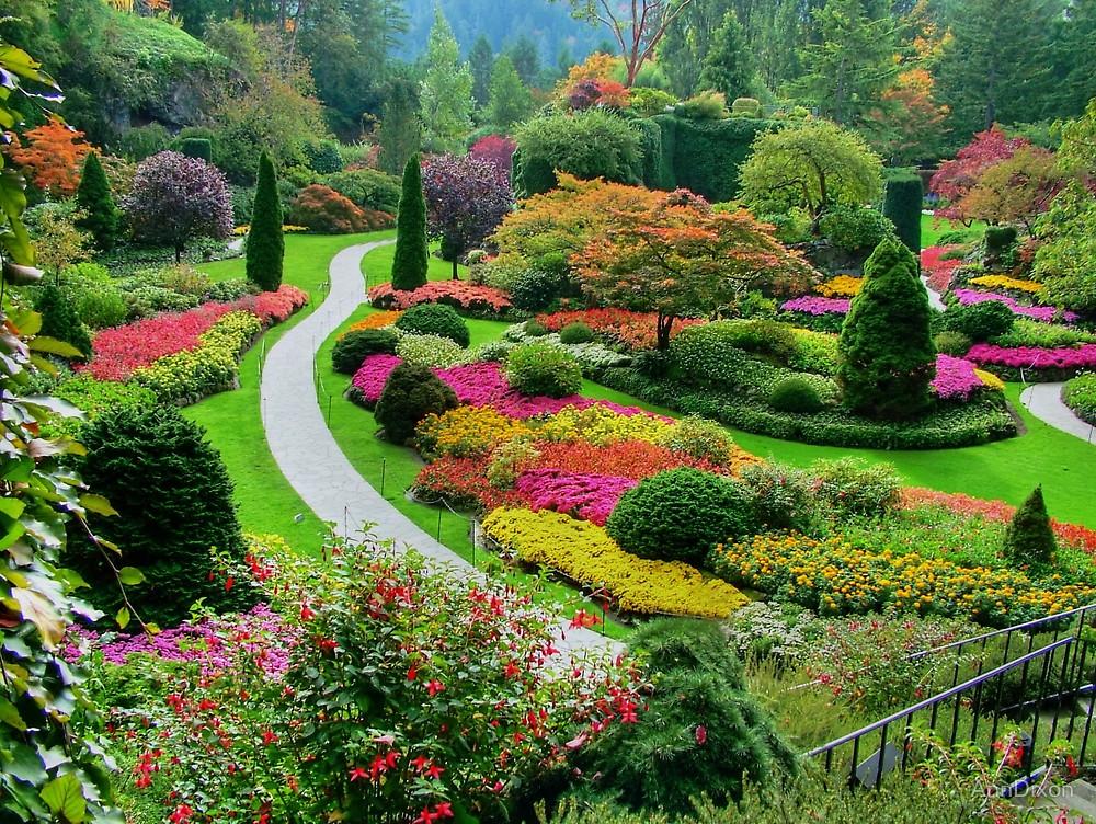 A világ legkáprázatosabb kertjei