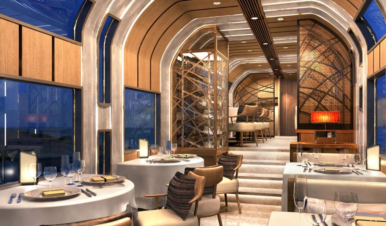 Fényűzés a vonaton – A világ legszebb luxusvonatai