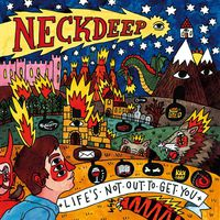 neck deep - can't kick up the roots