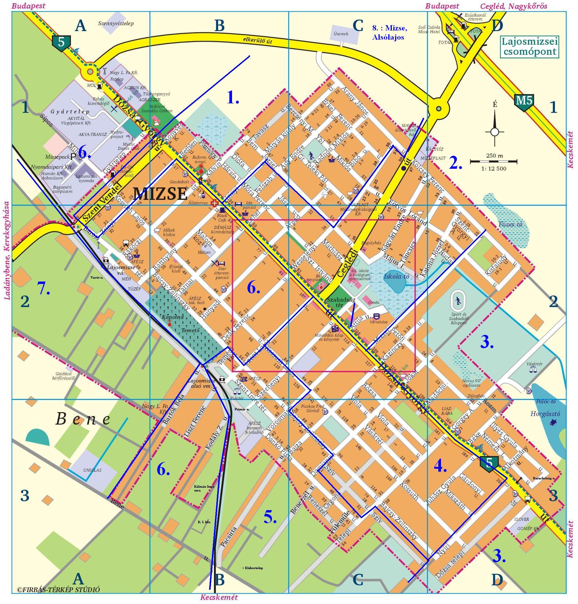 kerekegyháza térkép Lajosmizsei lokálpatrióta blog és portál kerekegyháza térkép