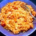 Édes-savanyú csirke rizzsel