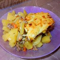 Krumplis rakottas