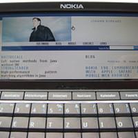 A jól bevált Nokia design