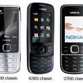 Új classic mobiltelefonok a Nokiától