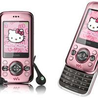 Kimeríthetetlen kút - A Sony Ericsson W395 Hello Kitty kiadása