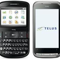 HTC Snap mobiltelefon érkezik