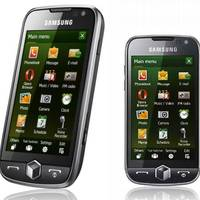 Samsung i8000 mobiltelefon - Omnia 2
