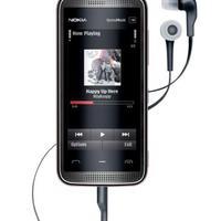 Központban a zene és a szórakoztatás - Nokia 5530 XpressMusic