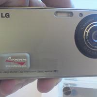 LG Louvre koncept mobiltelefon 12 megapixeles kamerával