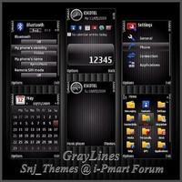 Újabb Symbian téma Nokia telefonok számára