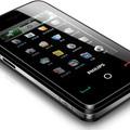 Philips V808 - Android mobiltelefon egy elfeledett gyártótól