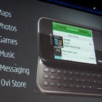 Lehullott  a lepel - Nokia N97 Mini mobiltelefon