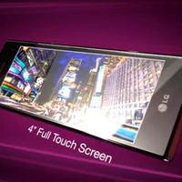 LG BL40 mobiltelefon - Friss csokoládé