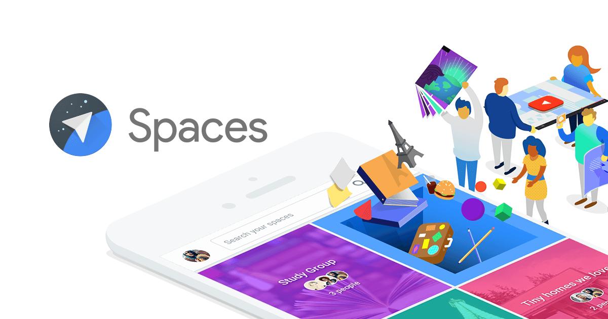 google spaces terek