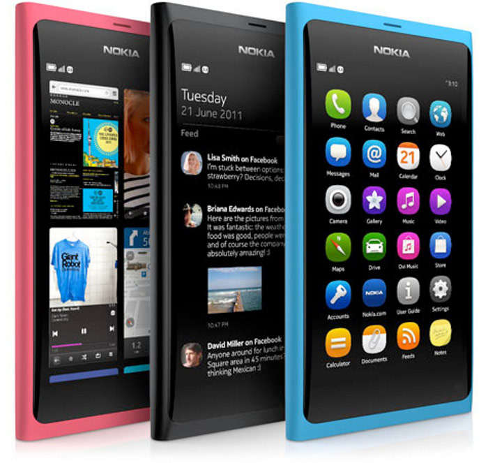 nokia android marketing