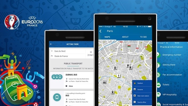 uefa 2016 android app
