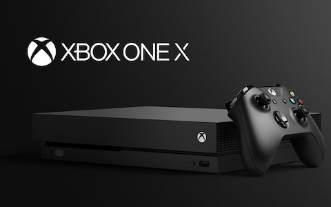 xbox one x microsoft