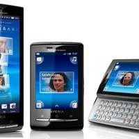 Android 2.1 az XPERIA X10 sorozatra