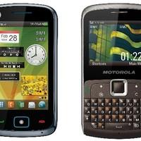 Motorola EX115 és EX128: Két SIM-es mobilok Európának