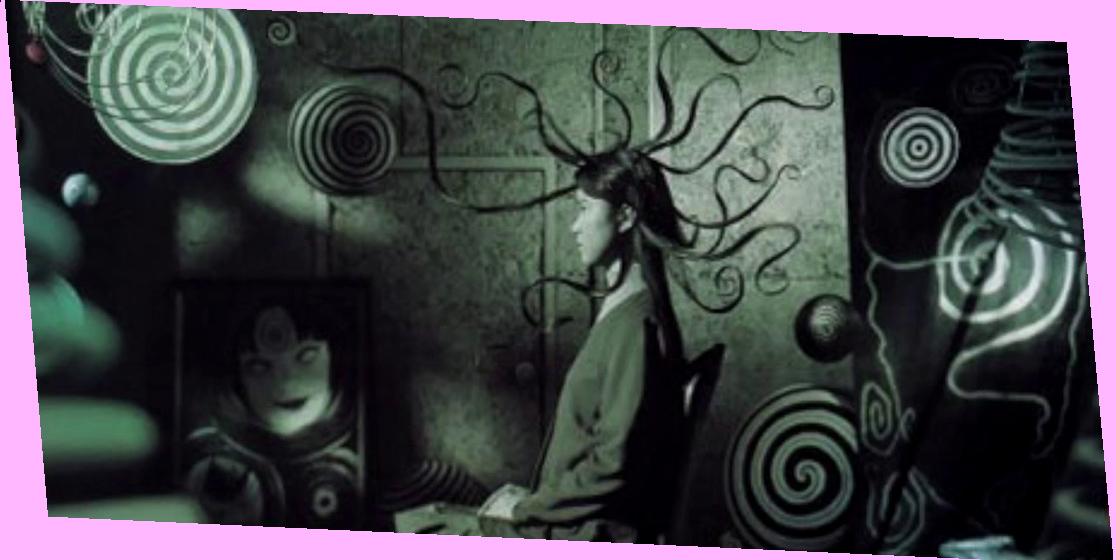 Ha belenézel a spirálba, az visszanéz beléd - Uzumaki (2002)