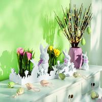 Néhány filléres tipp a húsvéti dekorációra