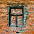 Befalazott ablakok