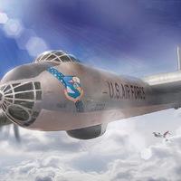 """Convair B-36 """"Peacemaker"""", 3. rész"""