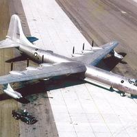 """Convair B-36 """"Peacemaker"""", 1. rész"""