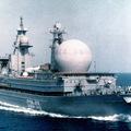 A Projekt 1941 Titan osztályú felderítő hajó, az Urál