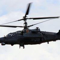 A Kamov Ka-50 harci helikopter és változatai, 10. rész