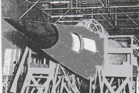 Project Suntan, az '50-es évek hidrogénhajtású kémrepülőgépe
