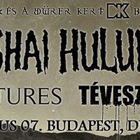Shai Hulud (USA), Departures (UK), Téveszme@Dürer Kert,2013.05.07.